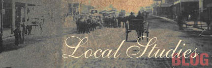 Local Studies Blog header banner