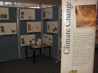 Australian Museum Climate Change Display