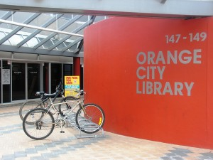 Orange City Library Weekend Opening Hours