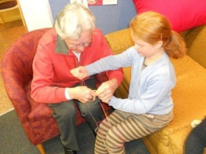 Children enjoyed learning a new skill