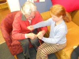 Children enjoyed learning a new skill