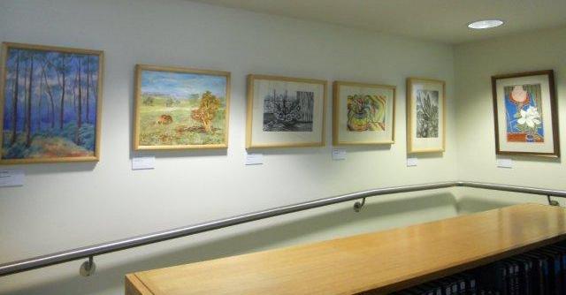 Cowra Art Group Display