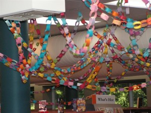 Amazing Paper Chain Party is coming