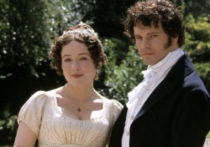 Jennifer Ehle and Colin Firth helped make Pride and Prejudice popular