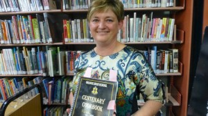 Narelle Small and the popular OHS Cookbook