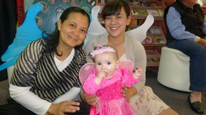 Cecilia Quindato, Sal and Trinity 6 months (Small)
