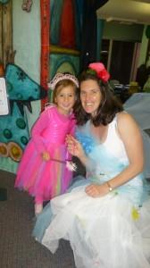 Georgia with Flower Fairy Fiona (Small) (2)