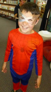 Spiderman Anthony No 2 (Small)