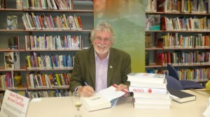 Michael Caulfield Signs books (Small)