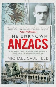 The Unknown ANZACS Cover (Small)
