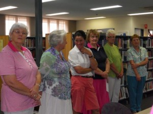A big thank you to the Cowra volunteers