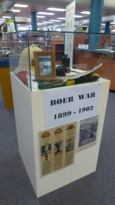 Boer War Display