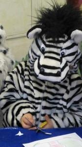 Charlie the Zebra