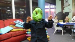 Oliver the Dinosaur