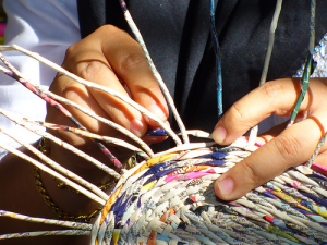 Join in the Weaving Workshop