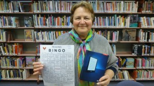 Reading Bingo Winner
