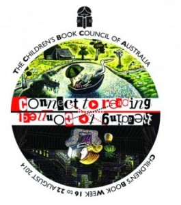 2014 Book Week logo