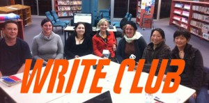 ABC Open Write Club 1st Thurs each month 4.30pm