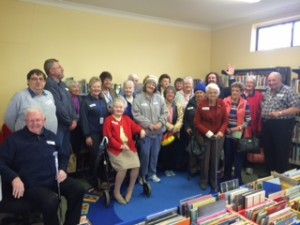 Group tours Blayney Library
