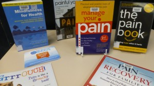 Pain books