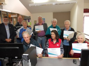 Tech Savvy Seniors graduate at Cowra