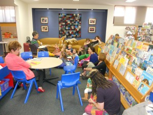 Storytime Fun at Cowra