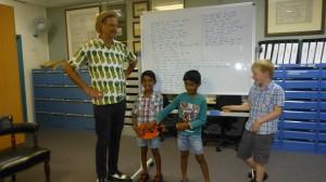Ken Kajan Krishan and Andy 2