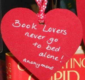 Valentine's Day + Library Lover's Day 006