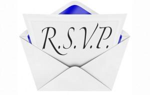 Please RSVP