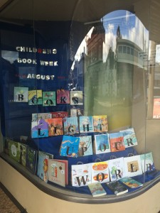 Children's Book Week Display