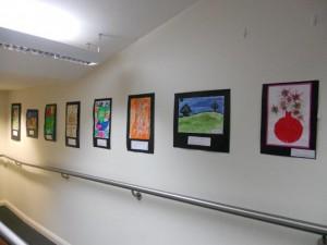 Cowra School Display 002