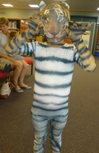 Charlie the tiger