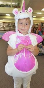 Maisie the Circus Unicorn