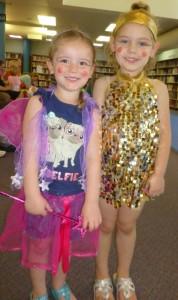 Circus dancers Matilda and Alice