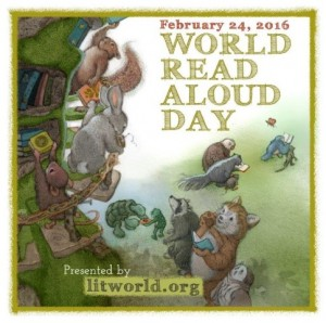 Logo - World Read Aloud Day 2016 (Small)