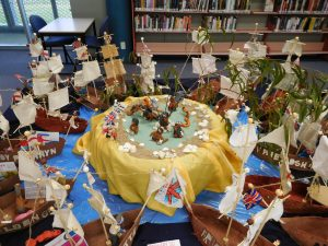 The First Fleet by St Mary's School