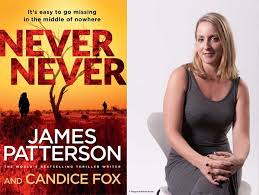 Crime author Candice Fox