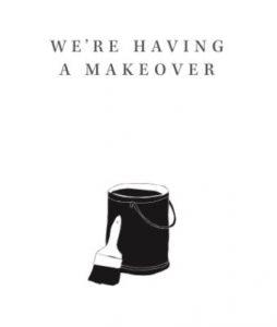 makeover-sign