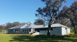 Restored Hopkins Woolshed
